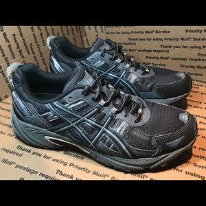 ASICS Men's Gel-Venture 5 trail running shoes 8.5